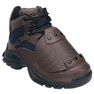 Nautilus Safety Footwear Men's Work Shoes Met Guard Steel Toe 01512 Brown Wide Avail at Sears.com