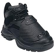 Nautilus Safety Footwear Men's Work Shoes Met Guard Steel Toe 01522 Black Wide Avail at Sears.com