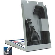 Eklind&#174 Hex-L&#174 Hex Key Set, Long Series, 11 keys: 0.9 to 10 MM & Metal Box at Kmart.com