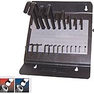 Eklind&#174 Ball-Hex-L&#8482 Hex Key, 22 key Combo Pack at Kmart.com