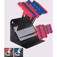Eklind&#174 Power-T&#8482 T-Handle Hex Key, 19 key Combo Pack at Sears.com