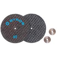 Gyros Cut Off Wheel, Fiber Disks HT 2 inch Dia. - Card of 2 at Kmart.com