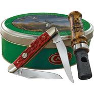 "Case Knives Ducks Unlimited® ""Muskrat"" Knife with Duck Call Keepsake at Kmart.com"