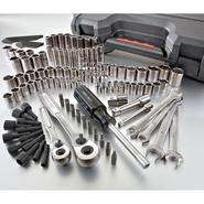 Craftsman 124 pc. 6 pt. Dual Marked Mechanics Tool Set with Case at Craftsman.com