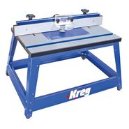 Kreg CONTRACTOR ROUTER TABLE at Sears.com