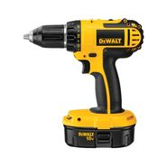 "DeWalt DC720KA 18-volt Cordless 1/2"" (13mm) Drill/Driver Kit at Sears.com"