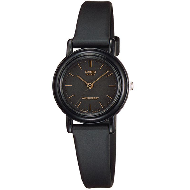 Casio Ladies Black Casual Watch