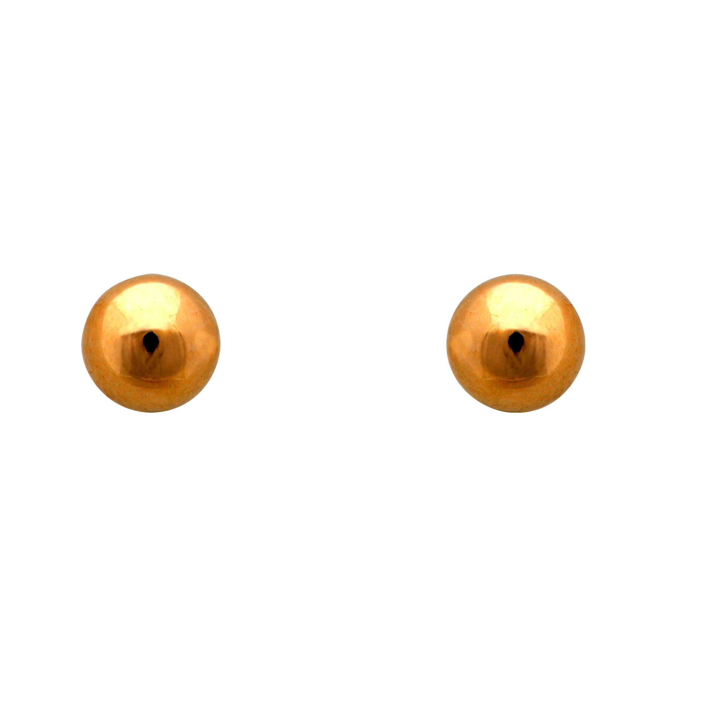 14kt 5mm Ball Stud