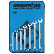 Armstrong 7 pc. 12 pt. Full Polish Long Combination Wrench Set at Sears.com