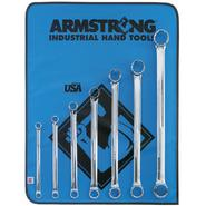 Armstrong 7 pc. 12 pt. Full Polish 15 degree Offset Box Wrench Set at Sears.com