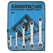 Armstrong 5 pc. Ratcheting Box Wrench Set at Craftsman.com