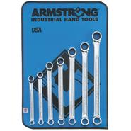 Armstrong 7 pc. 12 pt. Full Polish Box Ratcheting Wrench Set at Sears.com