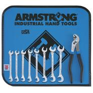 Armstrong 9 pc. Full Polish 15° and 80° Ignition Wrench Set at Sears.com