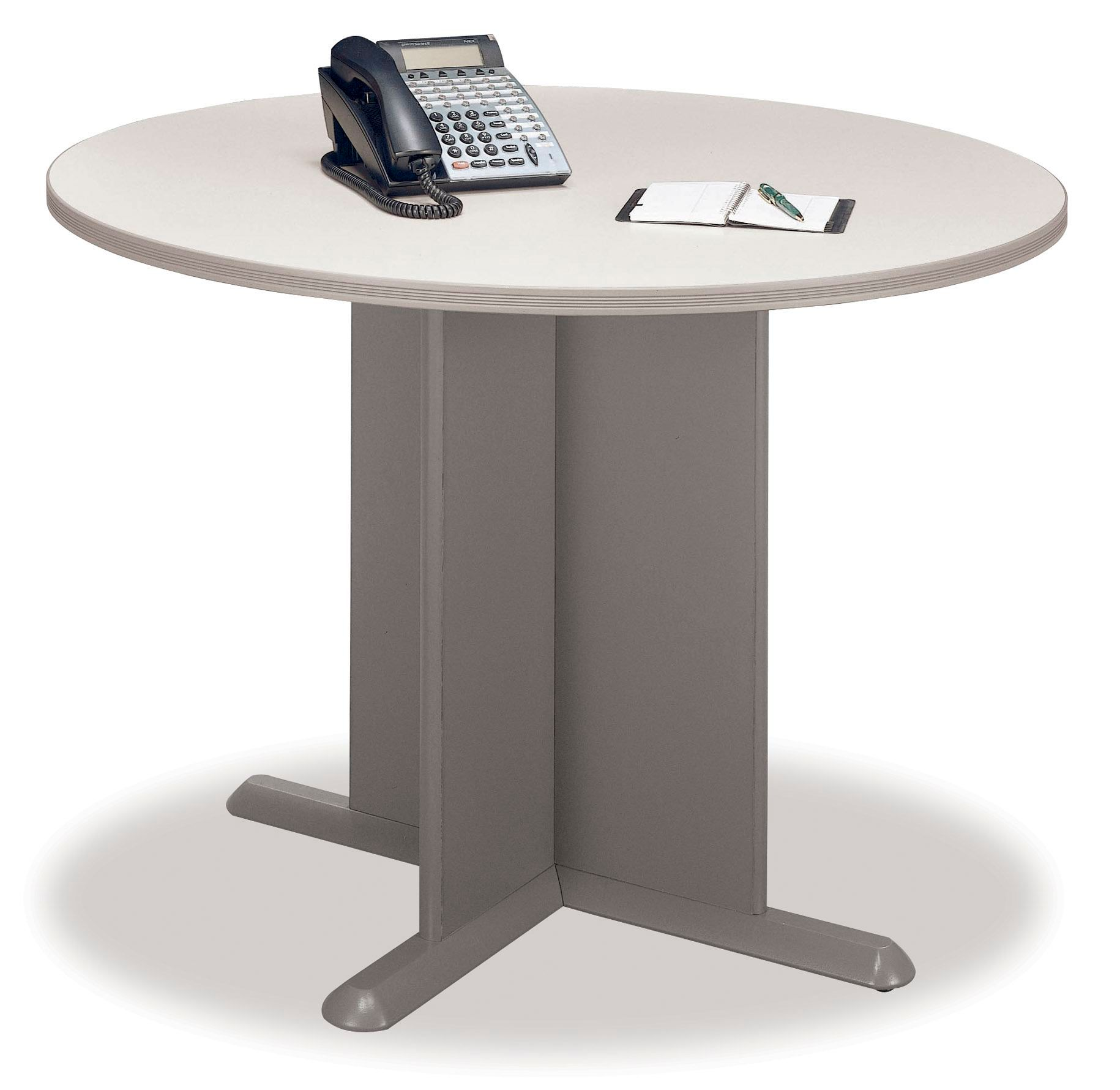 Bush  Round Conference Table