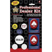 Trademark Texas Hold em Dealer Kit at Kmart.com