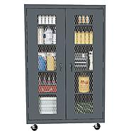 "Sandusky 72""H x 46""W x 24""D Steel Cabinet at Sears.com"