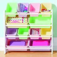 Cannon Kids Organizer 12 Bin White/Pastel at Kmart.com