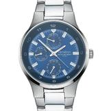 Armitron Mens SilverTone Bracelet Dress Watch at mygofer.com