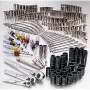 Craftsman 207 pc. Easy-to-Read Mechanics Tool Set with Impact Sockets at Craftsman.com
