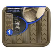 WeatherHandler All Weather Rear 1pc Rubber Floor Mat at Sears.com