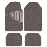 WeatherHandler Deluxe 4pc Carpet Floor Mat Set at mygofer.com