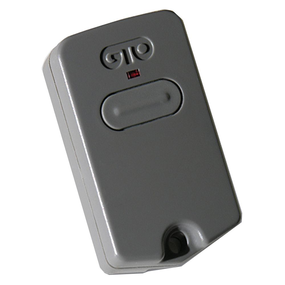 Single Button Transmitter