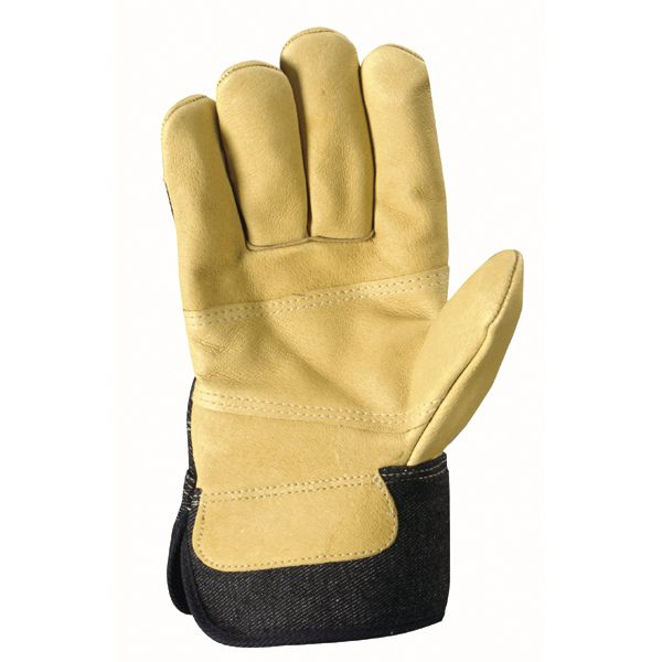 Palomino Grain Pigskin Gloves - Extra Large