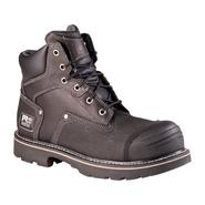 "Timberland PRO Men's Work Boot 6"" Steel Trax Steel Toe with Ever-Guard - Black at Sears.com"