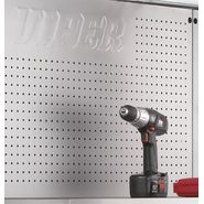 "Viper Tool Storage 24"" x 36"" 304 Stainless Steel Peg Board at Sears.com"