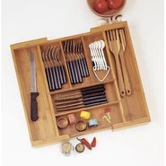 Lipper Wood Flatware Organizer at Sears.com
