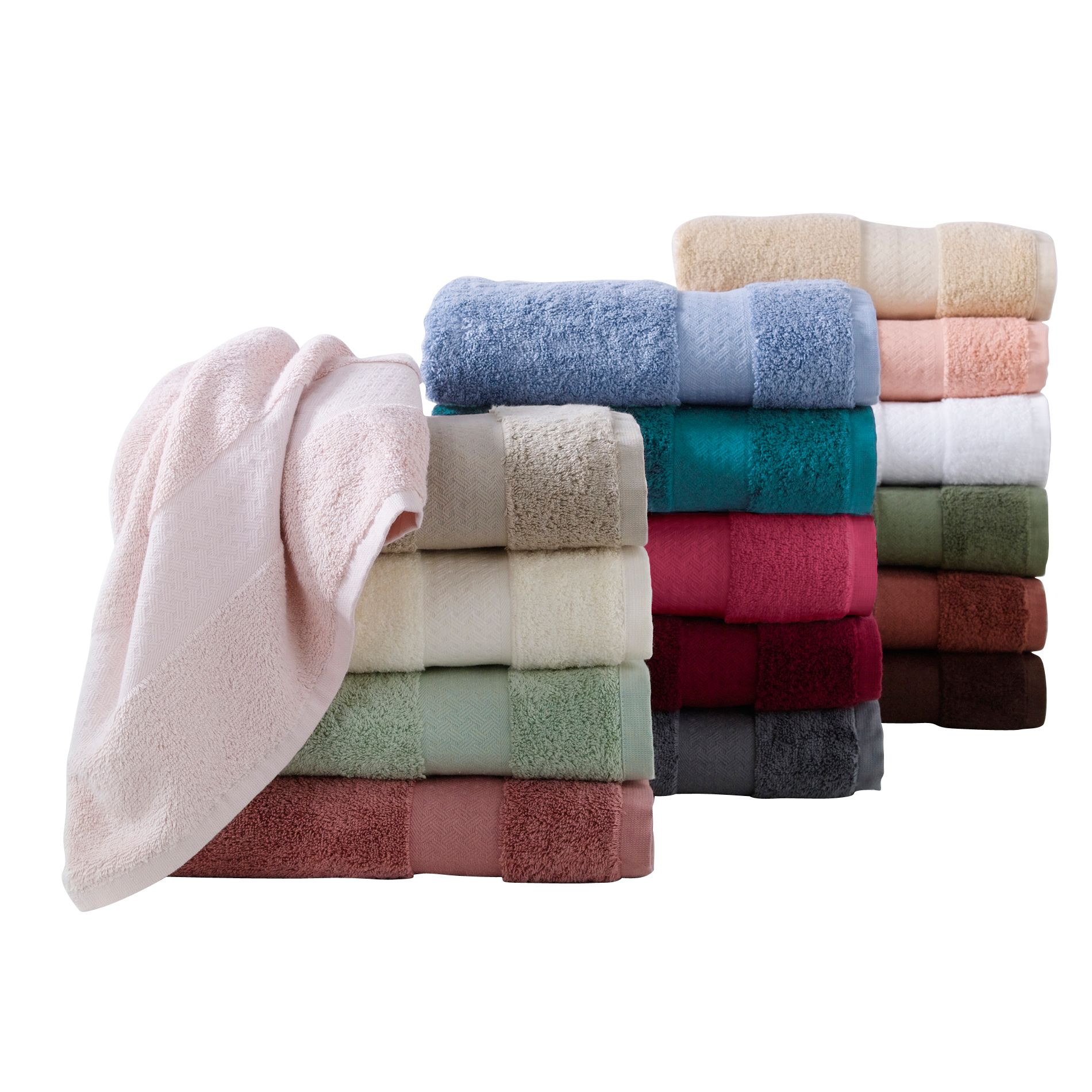 Whole Home Premier Pima Low Lint Bath Sheet