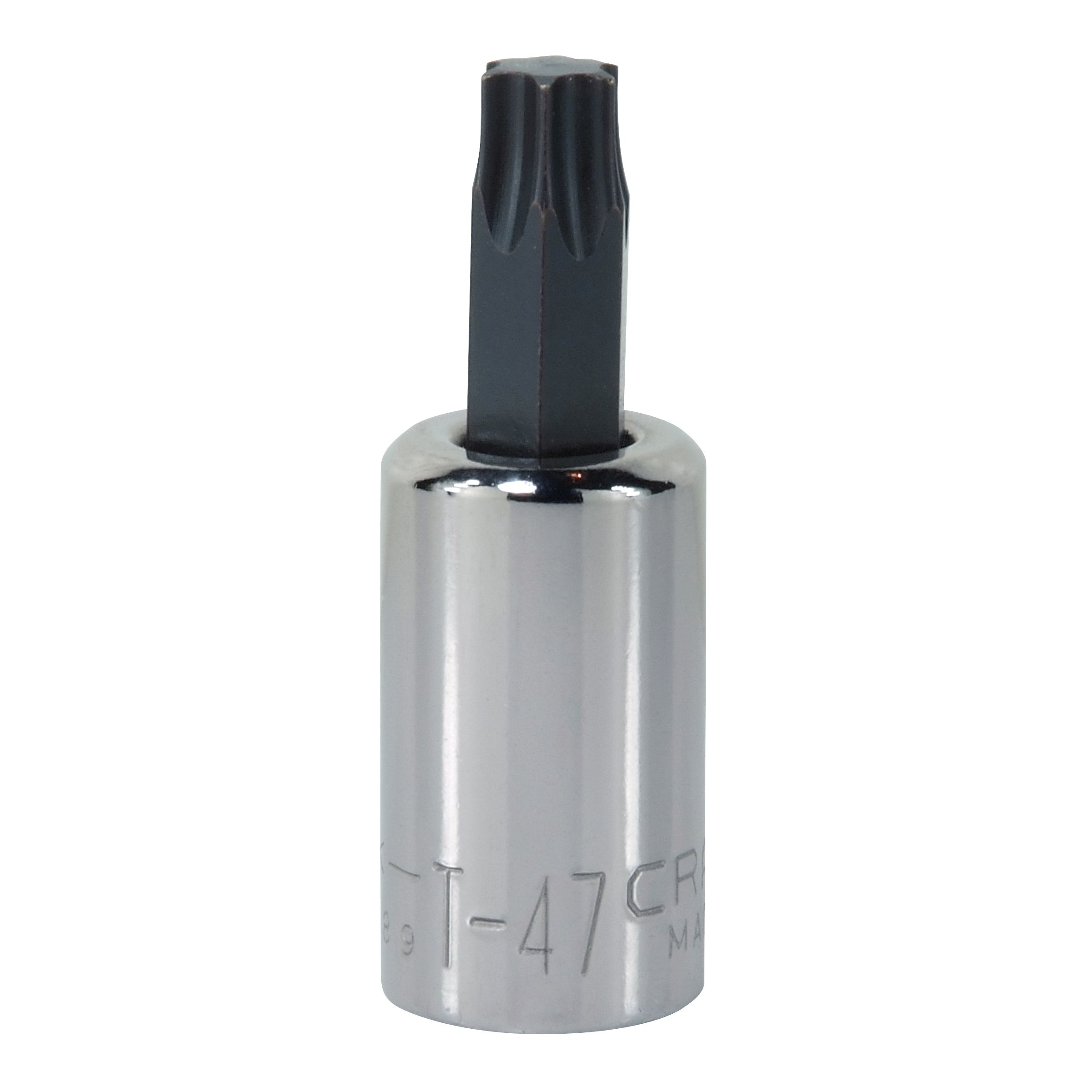 T47 Torx Bit Socket 3/8 in. Drive