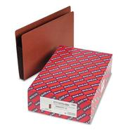 "Smead 5-1/4"" Expansion File Pockets, Legal, Brown/Red at Kmart.com"