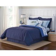 Colormate Blue Solid Comforter at Kmart.com