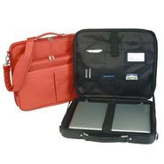 Royce Leather 17 Laptop Briefcase at Sears.com