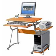 "Techni Mobili Rio 43""W Compact Computer Desk - Cherry at Kmart.com"
