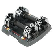 Weider PowerSwitch Pair Adjustable 12.5 lb. Hand Weights at Kmart.com