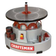 Craftsman 1/4 hp 120-volt 2.6 amp Portable Oscillating Spindle Sander (21500) at Craftsman.com