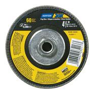 "Norton 20X Flap Discs 4-1/2"" x 5/8-11 60 grit at Sears.com"