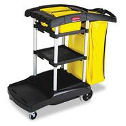 Rubbermaid Commercial High Capacity Janitor Cart at Kmart.com