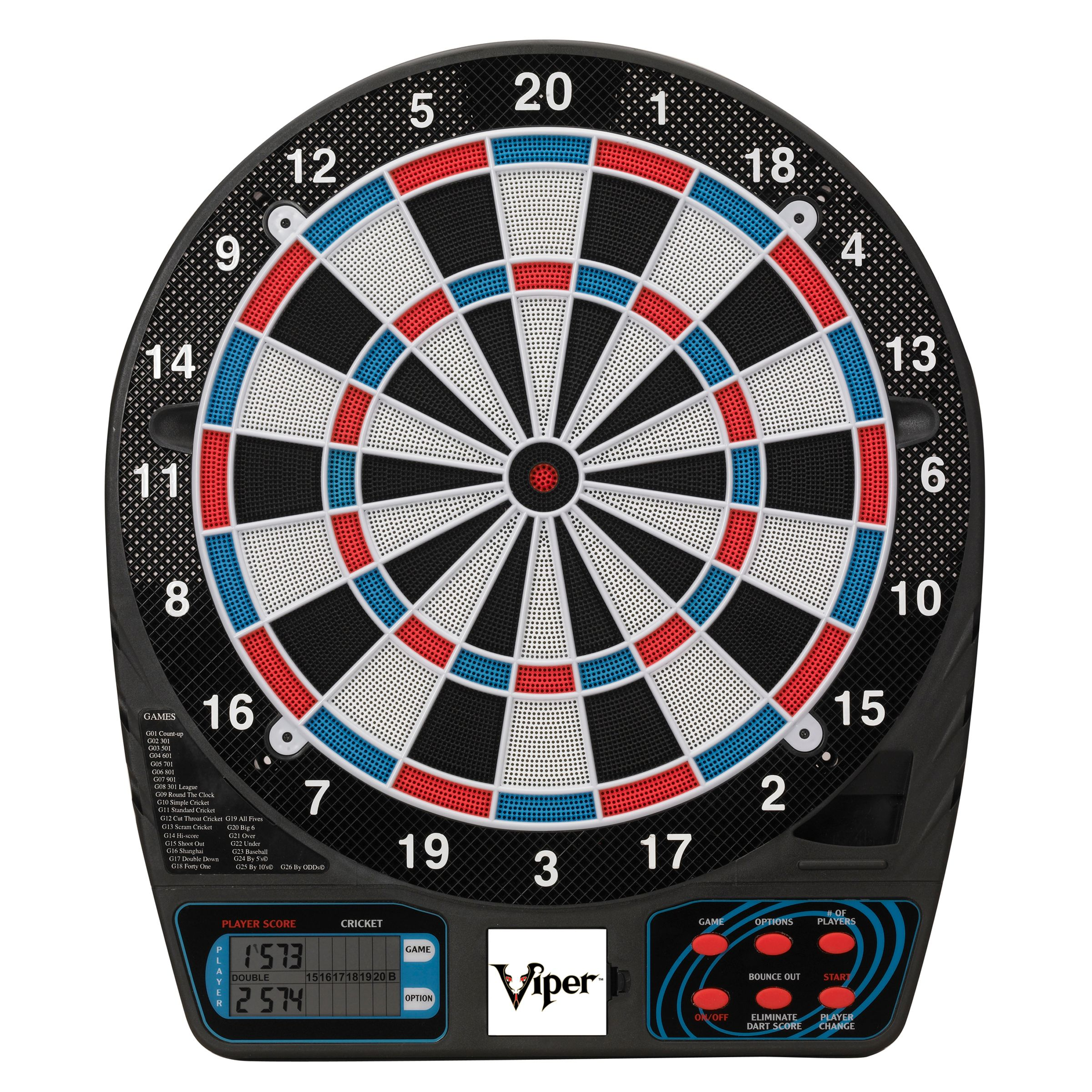 777 Electronic Dartboard