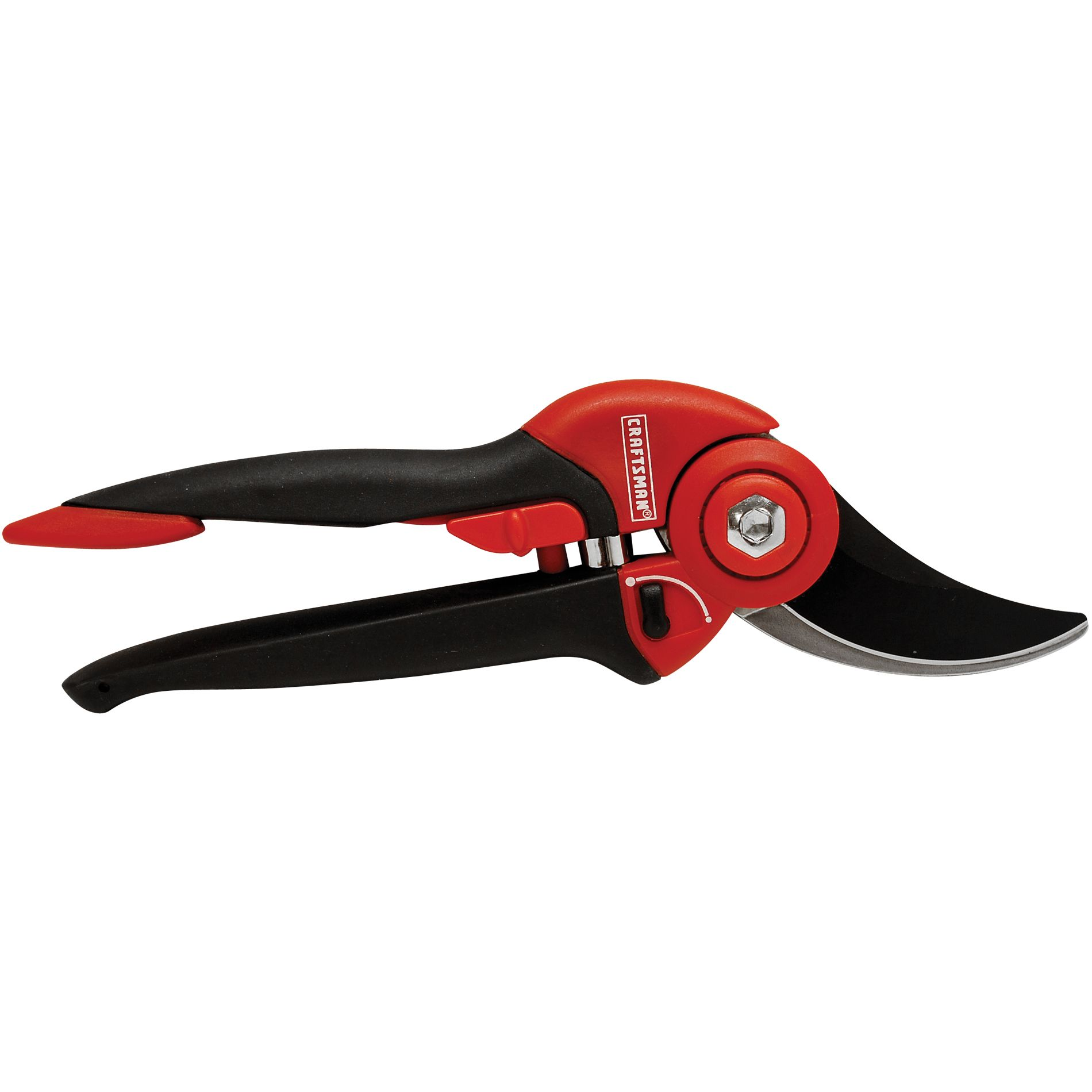 Adjustable Handle Bypass Pruner