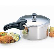 Presto 4 Qt. Stainless Steel Pressure Cooker at Sears.com