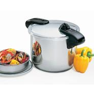 Presto Pro 8 Qt. Stainless Steel Pressure Cooker at Sears.com
