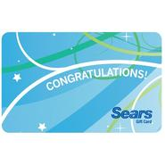Graduation eGift Card at Sears.com
