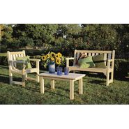 Cedar Looks English Garden Patio Table at Sears.com