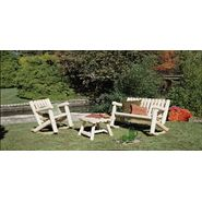 Cedar Looks Patio High Back Rocker Chair at Sears.com