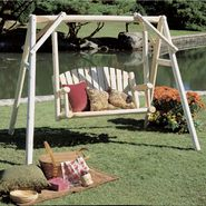 Cedar Looks 4 ft. American Garden Swing at Kmart.com