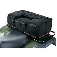 QuadGear ATV/UTV Rear Rack Bag w/ Cooler - Black at Sears.com