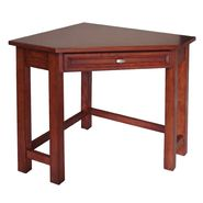 Home Styles Hanover Corner Laptop Desk with Drawer - Cherry at Kmart.com